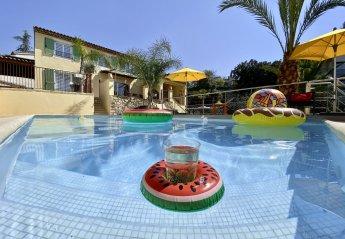5 bedroom Villa for rent in Vence