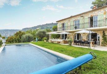 4 bedroom Villa for rent in Grasse