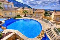 Villa in Spain, Denia: Beautiful Pools