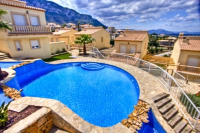 Villa in Spain, Montgó: Beautiful Pools