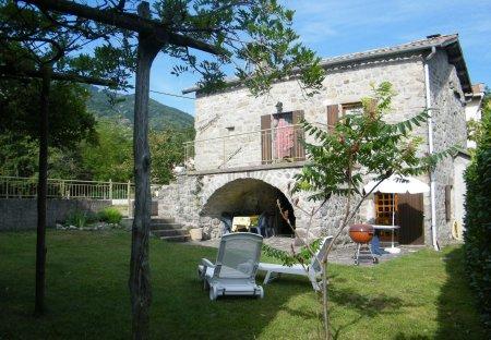 House in La Souche, France