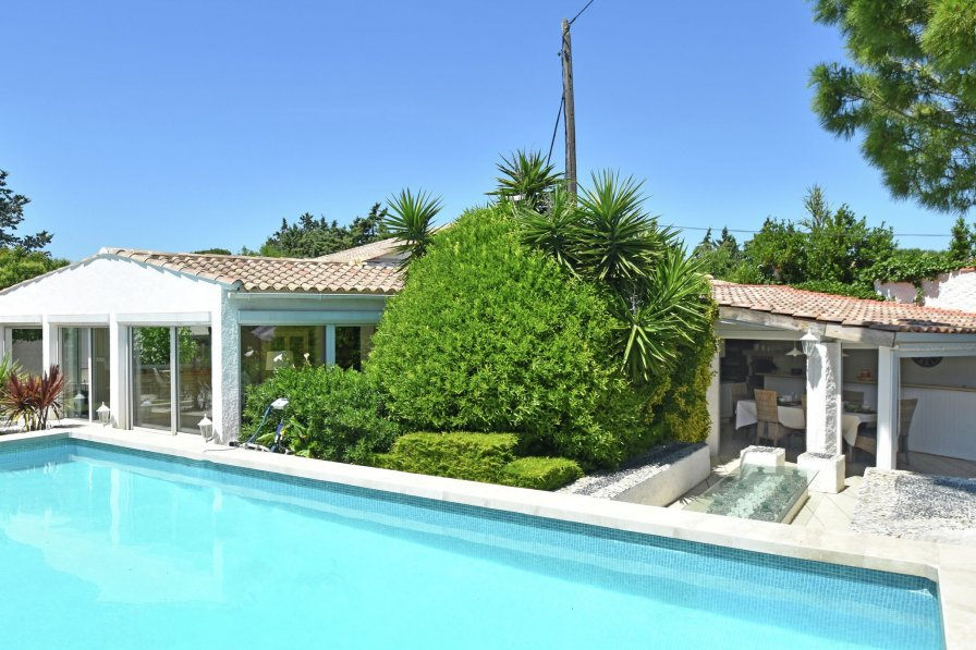 Villa in France, Roches Grises-Fontfroide