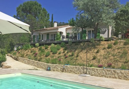 Villa in Lagrasse, the South of France