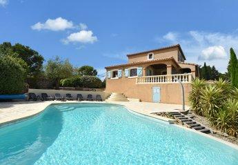 5 bedroom Villa for rent in Narbonne