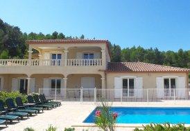 Villa in Montbrun-des-Corbières, the South of France