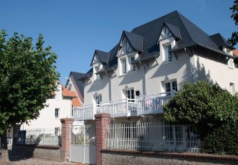 2 bedroom Apartment for rent in Cabourg