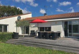 Villa in Brives-sur-Charente, France
