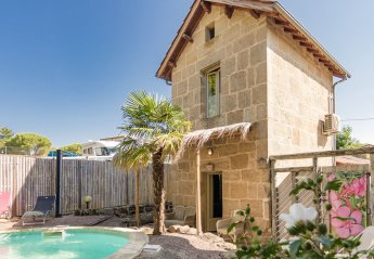 2 bedroom Cottage for rent in Lacapelle-Marival