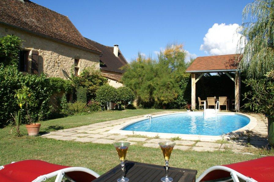 Owners abroad Maison de vacances St Jory las Bloux