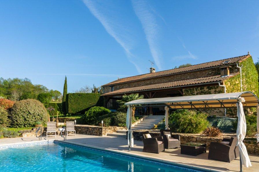 Owners abroad Maison de vacances Salles de Belvès