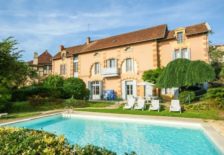 Villa in Pays-de-Belvès, France