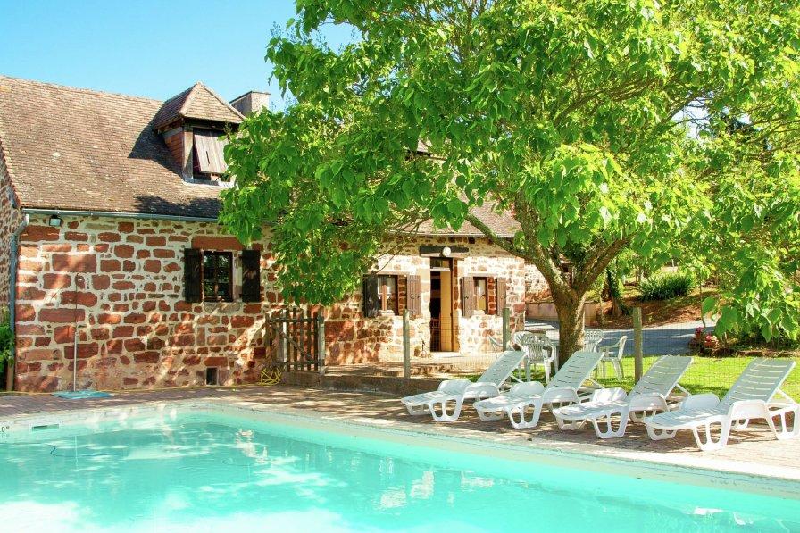 Villa in France, Teillots