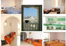 Apartment in Valletta, Malta: Collage of apartment interior