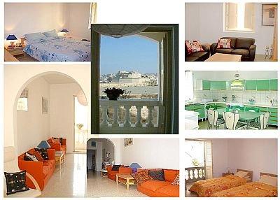 Apartment in Malta, Valletta: Collage of apartment interior