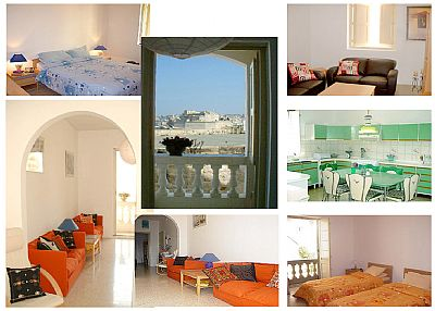 Apartment in Malta, Valletta: Collage of apartment interior