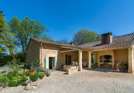 Villa in Sanilhac, France