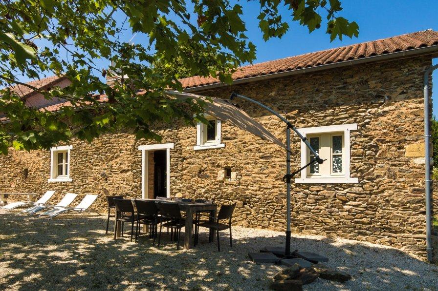 Owners abroad La Grande Maison