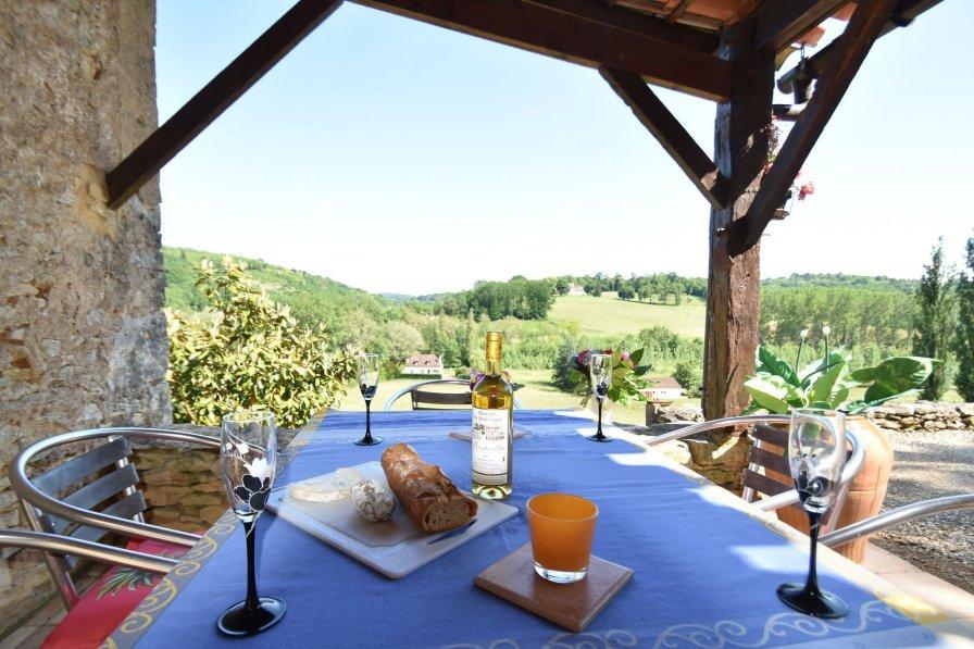 Owners abroad Maison Périgordienne belle vue et piscine