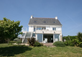 4 bedroom Villa for rent in Moelan sur Mer