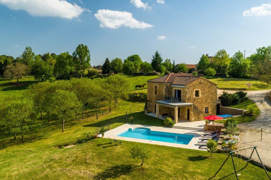 Owners abroad Maison de vacances Mazeyrolles 8p