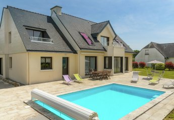 6 bedroom Villa for rent in Concarneau