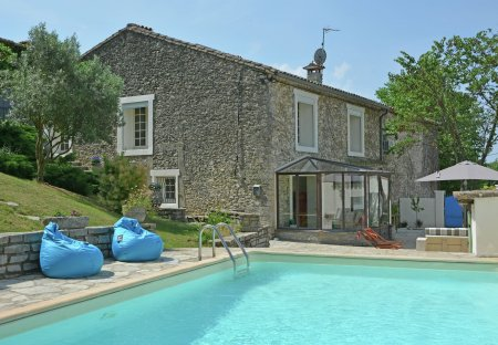 Villa in Brouzet-lès-Quissac, the South of France