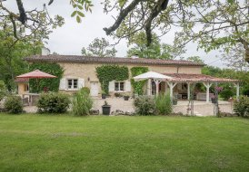 Villa in Beaumont, the South of France