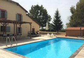 Villa in Cazaubon, the South of France