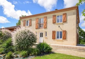 Villa in Bassoues, the South of France