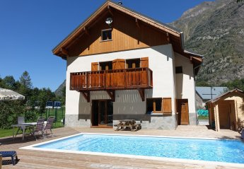 6 bedroom Chalet for rent in Les Deux Alpes