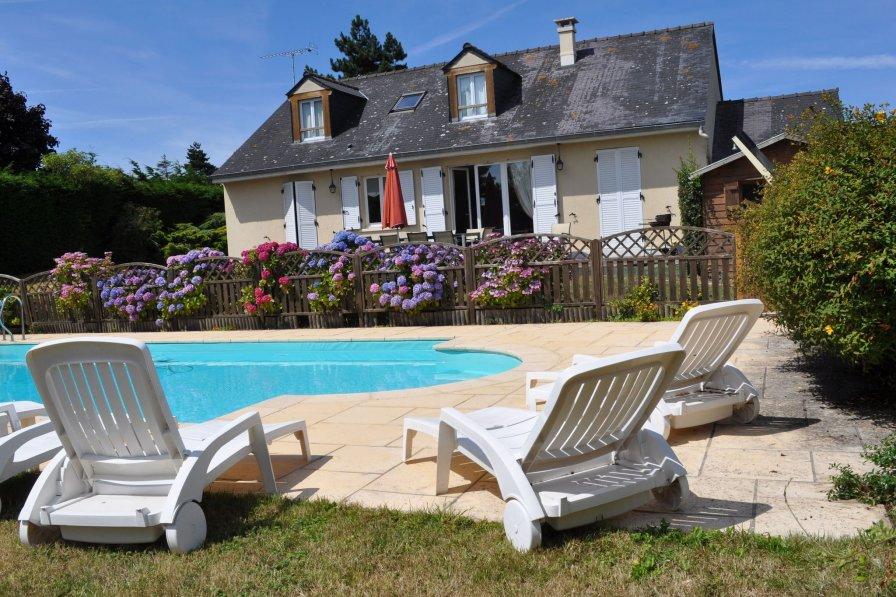 Villa in France, Cancale Rural