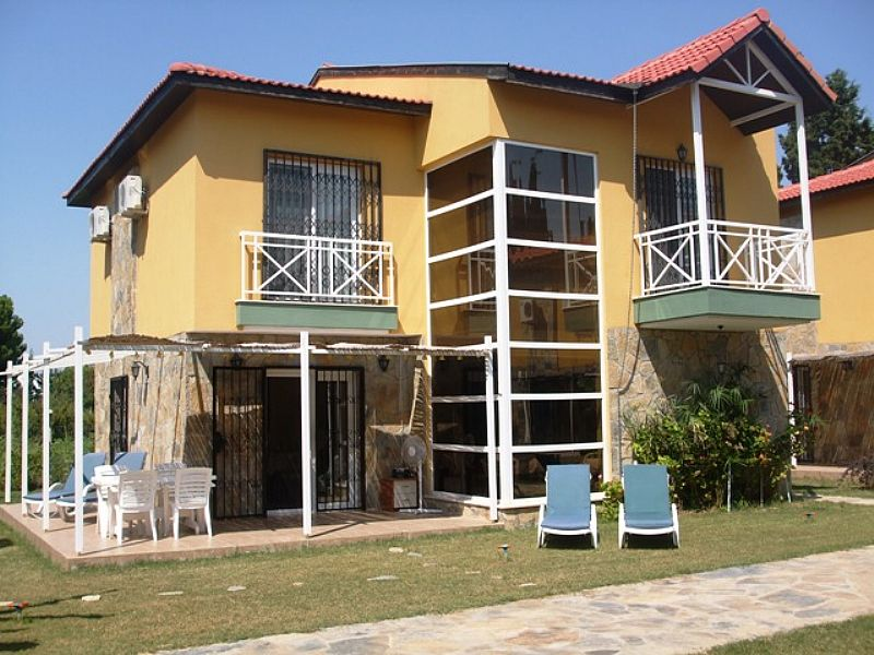 Villa in Turkey, Long Beach: Welcome to Tangerine Villa