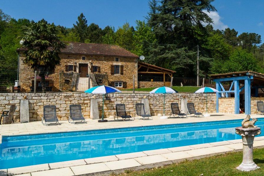 Owners abroad Maison de vacances Blanquefort Sur Briolance 12 pers