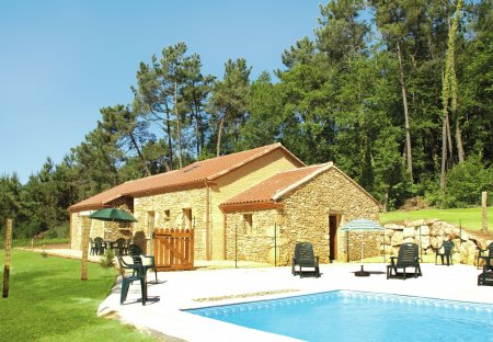 Villa in Blanquefort-sur-Briolance, France