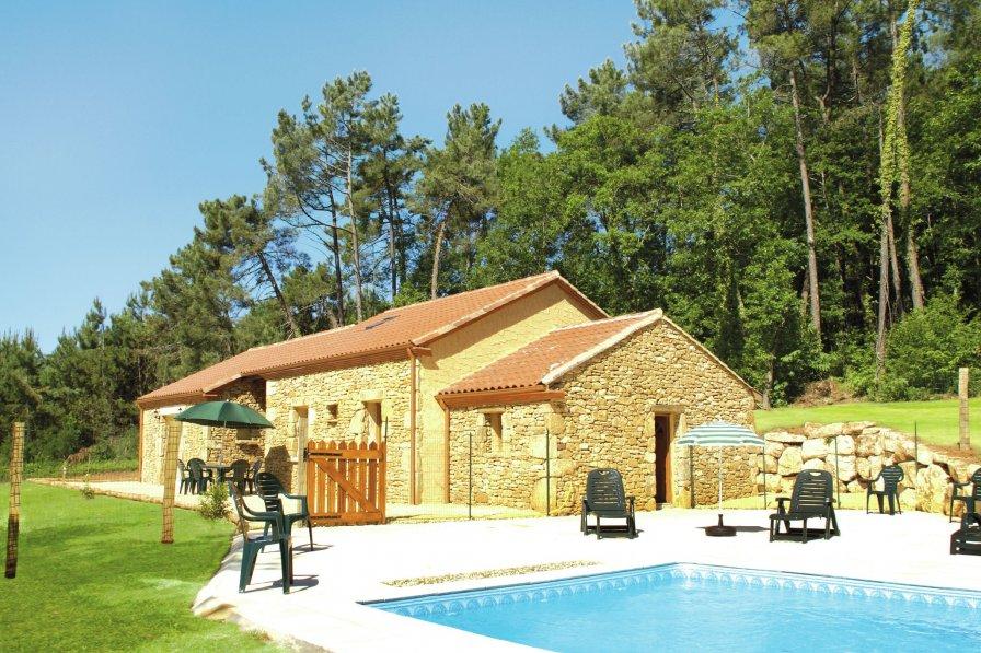 Owners abroad Maison de vacances Blanquefort sur Briolance 10 pers
