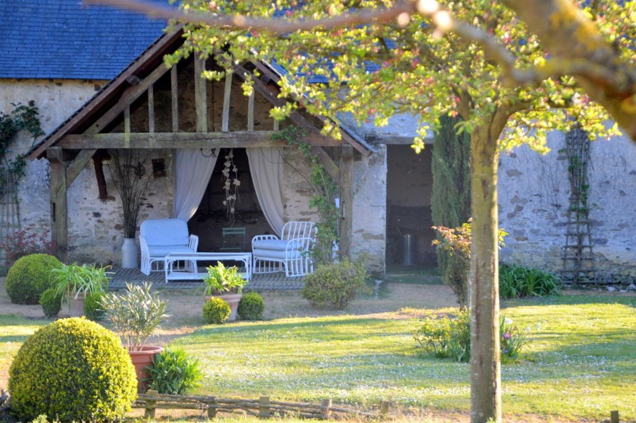 Owners abroad Maison de vacances St Laurent des Mortiers
