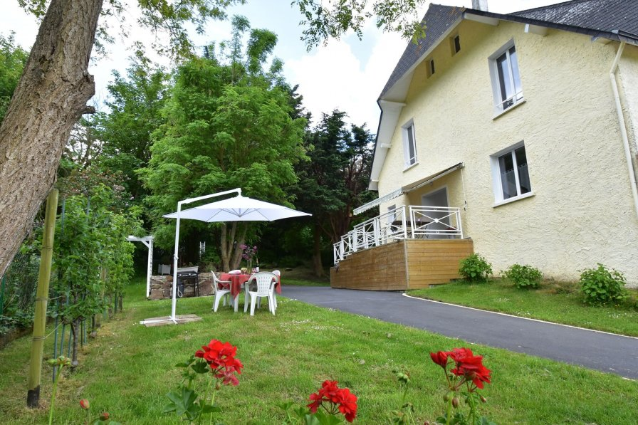 Owners abroad Apt Quineville 4 pers vue mer