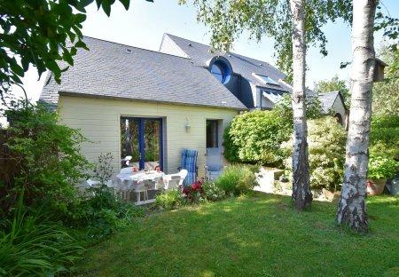 House in Saint-Pair-sur-Mer, France