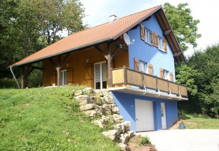 Villa in Dabo, France