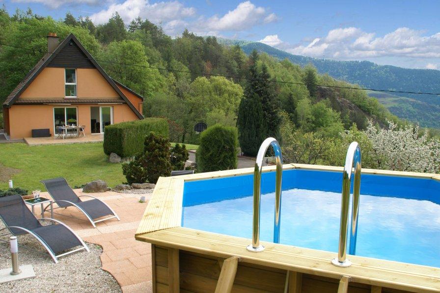 Villa in France, Fellering
