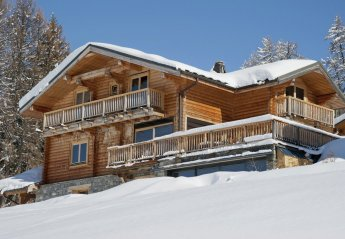 5 bedroom Chalet for rent in La Plagne