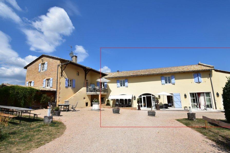 Villa in France, Chaintré