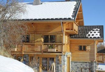6 bedroom Chalet for rent in Fontcouverte La Toussuire