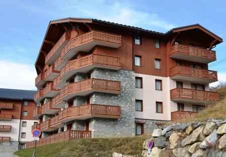 Apartment in Les Belleville, France