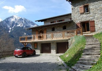 8 bedroom Chalet for rent in La Plagne