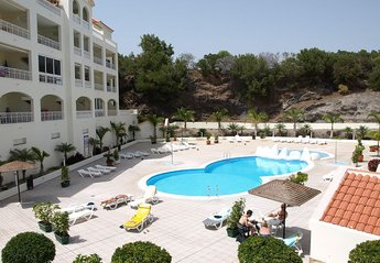 Apartment in Spain, Golf del Sur: The lovely pool area
