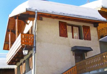 4 bedroom Chalet for rent in La Plagne