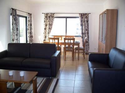 Apartment in Portugal, Meia Praia: Lounge