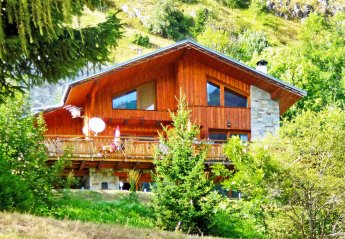 10 bedroom Chalet for rent in La Plagne