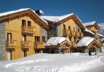 5 bedroom Apartment for rent in Montvalezan